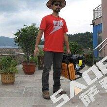 西藏180A小型手提式汽油焊机萨登