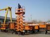 濱州濱城自行走升降機廠家直銷高空作業平臺14米12米電動升降平臺貨梯