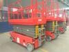 内蒙乌海升降机厂家自行走高空作业平台14米12米全自动升降机移动剪叉式升降机台