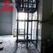 吉林白城厂家定制5吨导轨式升降机无机房电梯壁挂式升降货梯上下货物液压升降机