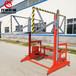 裝卸平臺2噸移動式卸貨平臺電動液壓升降臺手推叉車過橋