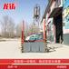 龍鑄廠家現貨移動式卸貨平臺LZXHPT裝卸臺電動液壓移動式登車橋