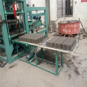 液压免烧砖机设备自动码垛机全自动水泥面包砖机生产线