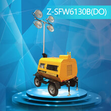 厂家直销气动升降照明灯塔移动照明灯塔金卤灯照明灯塔图片