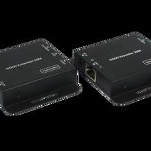 深圳义威HDMI50米~100米延长器网络延长器视频分配延长器厂家直销可加工定制图片