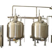 新型电加热型红酒果渣原酒蒸馏提纯机组DZL-1图片