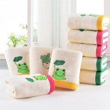 山东毛巾礼品毛巾洗脸巾面巾儿童毛巾