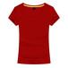 夏季全棉白T恤光板運動衫批發促銷衫定制可DRY印圖案