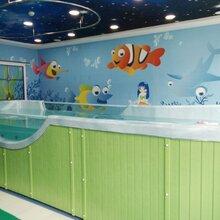 卡米熊游泳馆加盟-婴儿游泳设备厂家