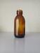 模制瓶药用玻璃瓶棕色玻璃瓶-沧州荣全专业生产