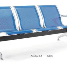 排椅澳舒健机场等候椅sj-820多人位排椅,公共座椅钢制防锈座椅