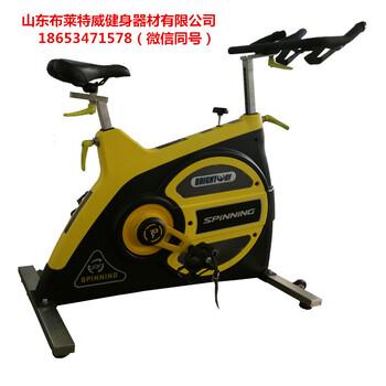 私教工作室健身房山东布莱特威健身器材动感单车图片价格