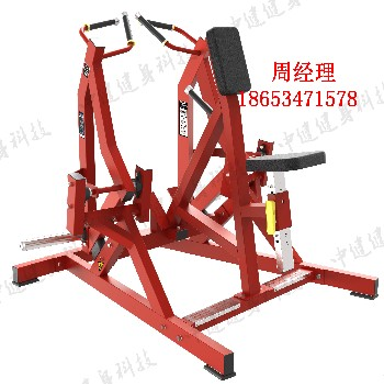 新款悍马健身器材推胸训练器山东健身器材厂家直销健身房加盟