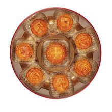 华美月饼华美月饼团购,湖州新款华美员工月饼造型美观图片