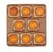 佛山華美月餅批發底價出售七星伴月禮盒產地直發貨源