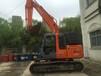 日立120二手挖掘机出售手续齐全质保1年全国包送
