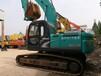 神钢210超8二手挖掘机出售手续齐全质保1年全国包送