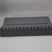 厂家直销APTTEK14槽双电源机架APT-CPS2-MC14AC220V/DC48V可选