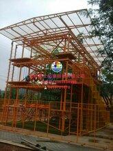 小勇士探险乐园在山西孝义丽锦山庄展现风采