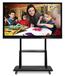 鑫飞智显65寸触摸屏多媒体电脑电子白板幼儿园壁挂教学一体机