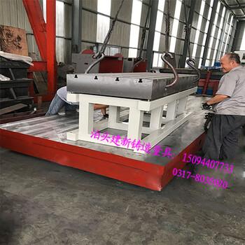 泊头建新铸造量具-铸铁平台规格全_专业铸造生产的铸铁平台
