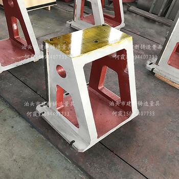 2級精度以上為檢驗定盤、3級精度為劃線定盤、筋板式和箱體式鑄鐵定盤