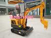 浙江嘉興10小型挖掘機穩重大氣品質創新的超小微型挖掘機