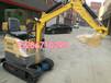 吉林四平小型工程建筑专用小挖掘机植树开荒微型挖掘机