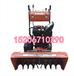 新疆和田小型除雪机生产厂家快速清扫道路灰尘的手推式清雪机
