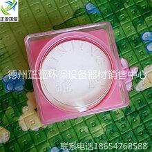 正亚环保加工石英纤维无胶滤膜超细石英玻璃纤维滤膜价格低图片