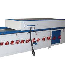 移门橱柜门吸塑机半自动吸塑机济南神工厂家供应图片