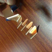 0.8mm可弯折铝基板材料图片