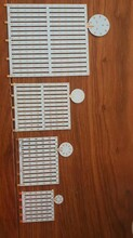 生产灯丝灯铝基板、弯折铝基板图片