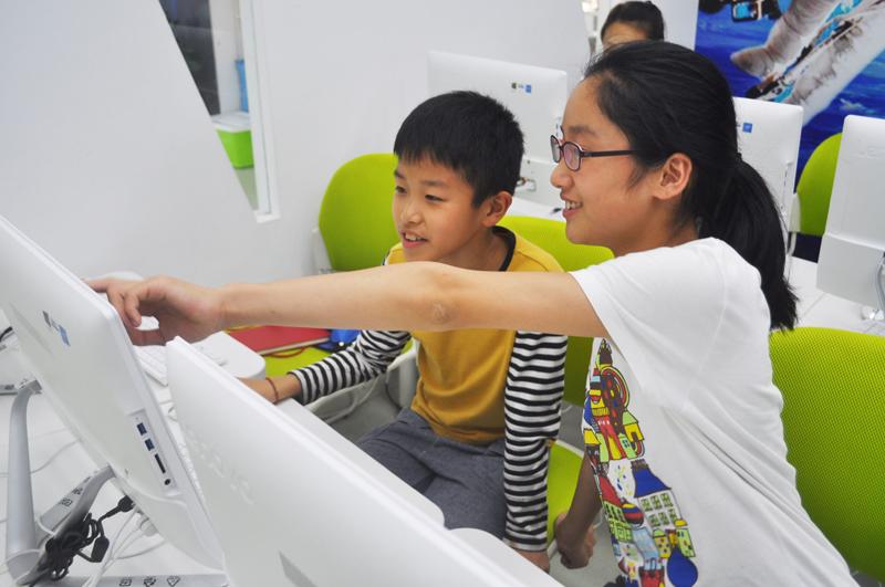 杭州少儿编程培训,小码王是如何脱颖而出的?