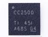 2.4G无线收发芯片TICC2500RGPR,现货供应,