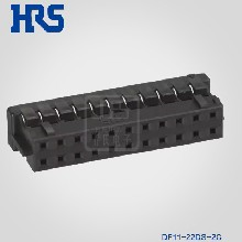 DF11-22DS-2Chirose/广濑限时特价连接器广东东莞专供