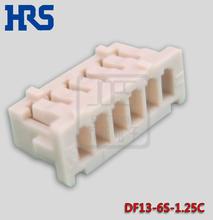 原厂HRS广濑接插器即时发货,一天即到DF13-6S-1.25C广濑一级代理商无锡地区现货