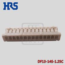 江门地区供货医疗器械线束专用DF13-14S-1.25C