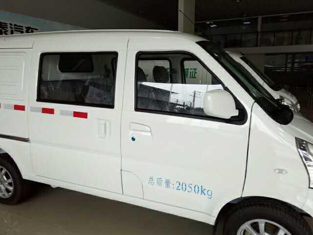 供应四川成都新能源电动面包货车厂家价直销