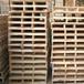泰安木托盤廠家大量木質托盤四面進叉可定做經久耐用