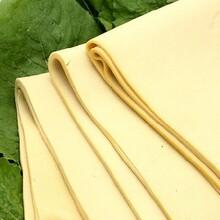 广西全自动豆腐皮机不锈钢防锈占地小整洁创业豆腐皮腐竹制作设备