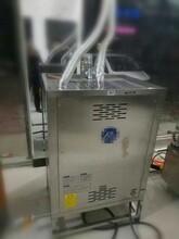 直銷燃氣蒸汽發生器定制蒸汽鍋爐商用燃氣節能蒸汽機圖片