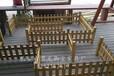 西安仿古木棧道,防腐木棧道,景觀木棧道