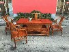 專業供應西安紅木茶桌價格,榆木茶桌,仿古茶桌,實木茶桌