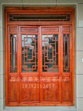 專業做西安仿古門窗廠家,實木門窗價格,實木門窗效果圖圖片