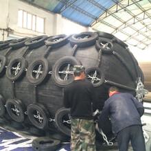 工厂生产制作充气橡胶护舷实心填充护舷靠球碰垫专业品质,保质保量。