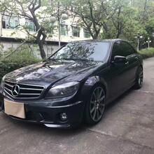 黄江二手车12年奔驰c63图片