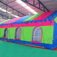 大型充气帐篷房事宴婚宴酒席红白喜事帐篷户外婚庆充气大棚