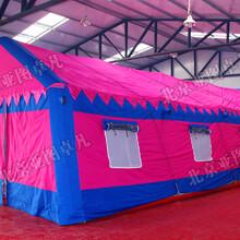 户外大型野营充气帐篷酒席酒店红白喜事帐篷婚宴婚庆流动餐厅大棚