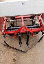 多功能谷子/玉米覆膜播种机施肥起垄一体机种植机械支持定制
